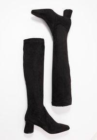 MAX&Co. - ANGELA - Høje støvler/ Støvler - black - 3