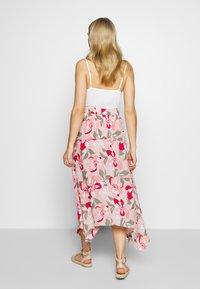 Taifun - LANG - Maxi skirt - apricot blush - 2