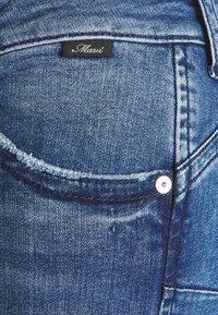 Mavi - LEXY - Skinny džíny - mid brushed glam - 6