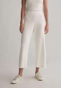 OYSHO - Kalhoty - white - 0