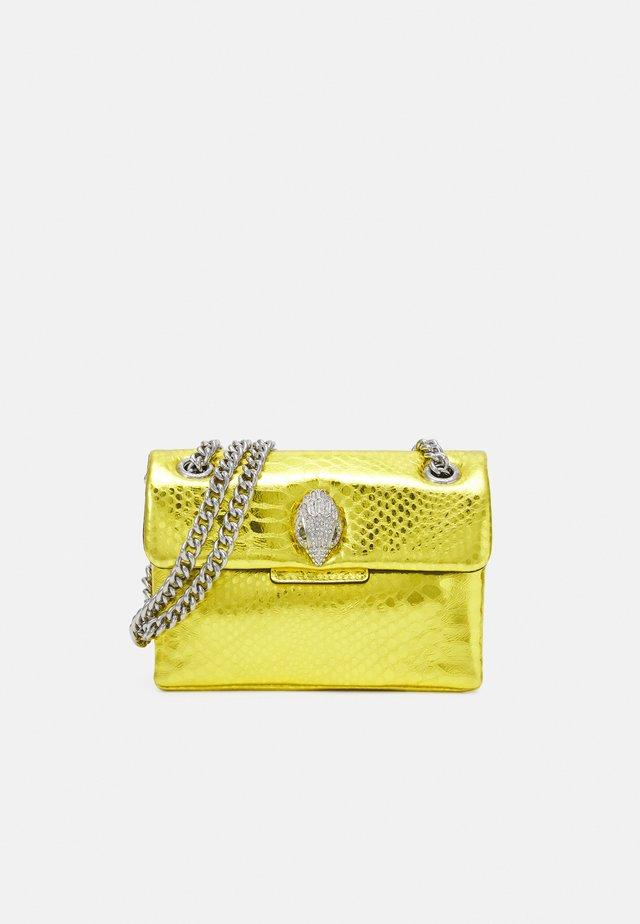 MINI KENSINGTON BAG - Across body bag - yellow