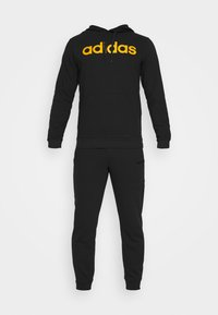 adidas Performance - ESSENTIALS SPORTS TRACKSUIT - Survêtement - black - 6