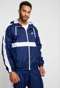 Nike Sportswear - Tracksuit - midnight navy/white - 2