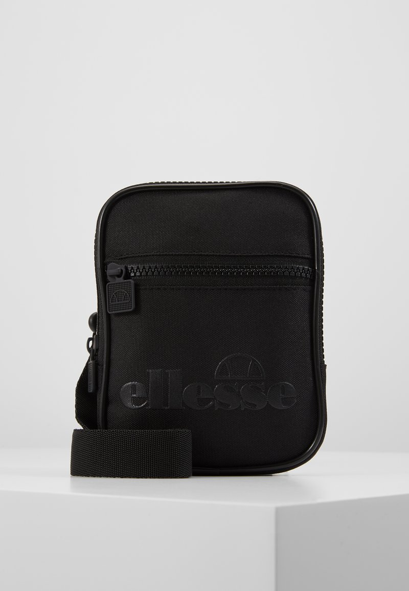 Ellesse - TEMPLETON - Across body bag - black mono