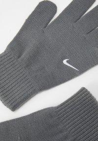 Nike Performance - GLOVES UNISEX - Hansker - smoke grey/white - 2