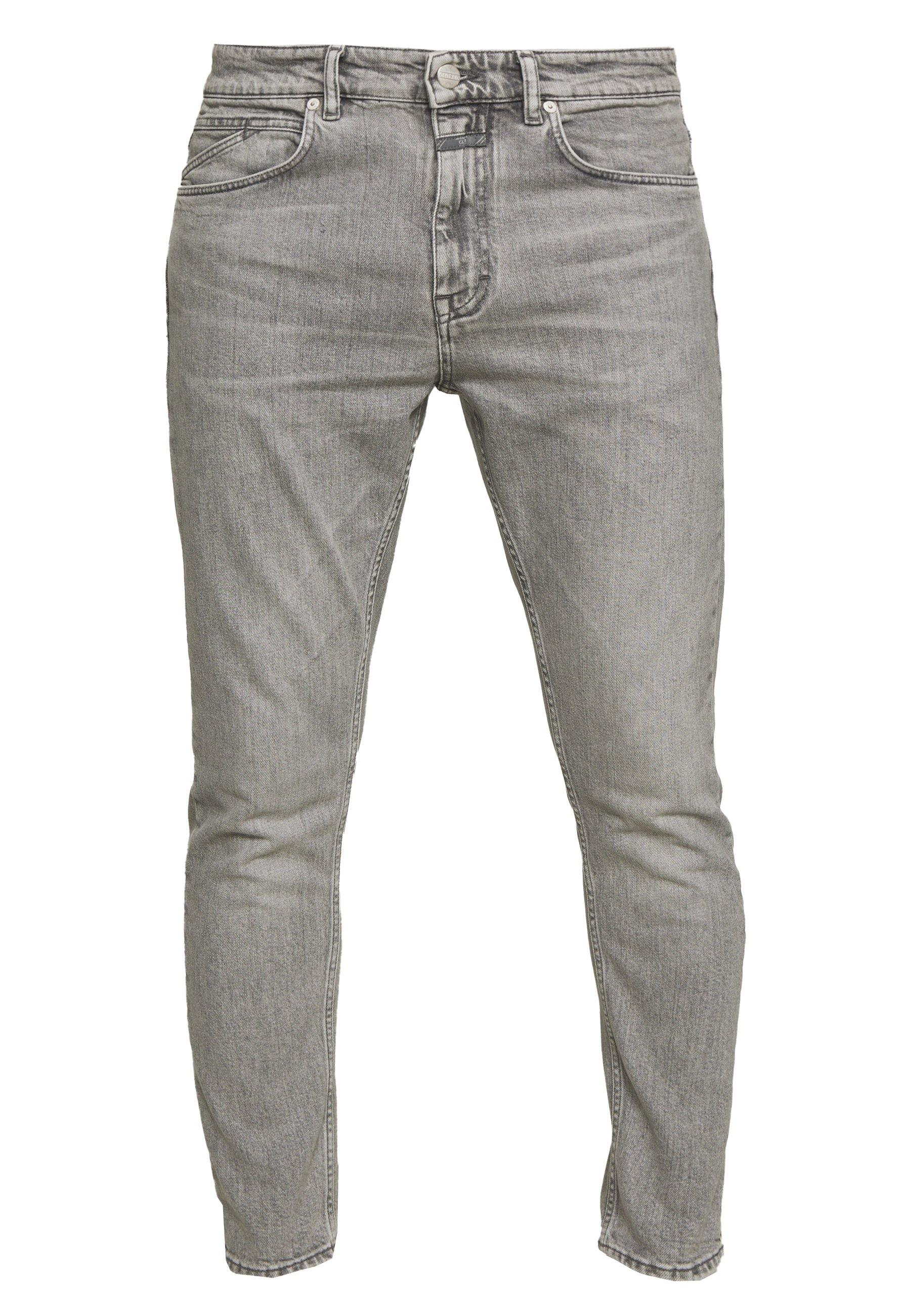 CLOSED COOPER - Jeans fuselé - mid grey