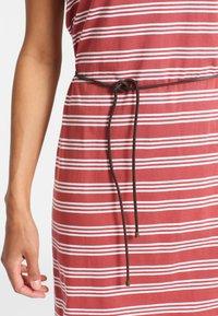 Forvert - KALIDA - Day dress - red/white - 4