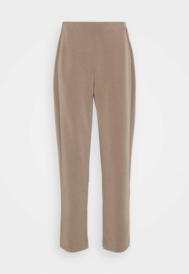 SLFTENNY ANKLE PANT - Bukse - fossil