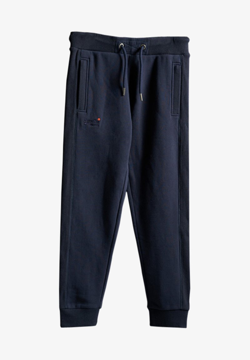 Superdry - Tracksuit bottoms - rich navy