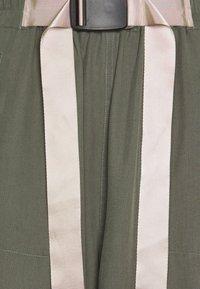 esmé studios - VANESSA CARGO PANTS - Trousers - green - 2