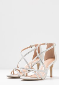 Paradox London Pink - ROMELIA - High heeled sandals - silver - 4