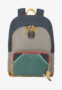 Samsonite - SCHOOL SPIRIT - School bag - american grey denim - 0