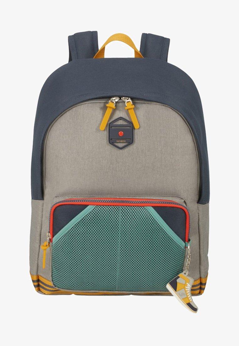 Samsonite - SCHOOL SPIRIT - School bag - american grey denim