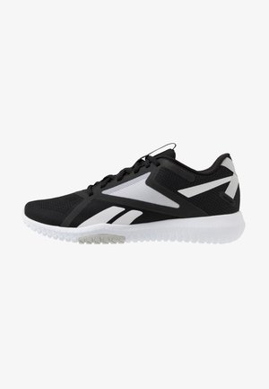FLEXAGON FORCE 2.0 - Sports shoes - black/white