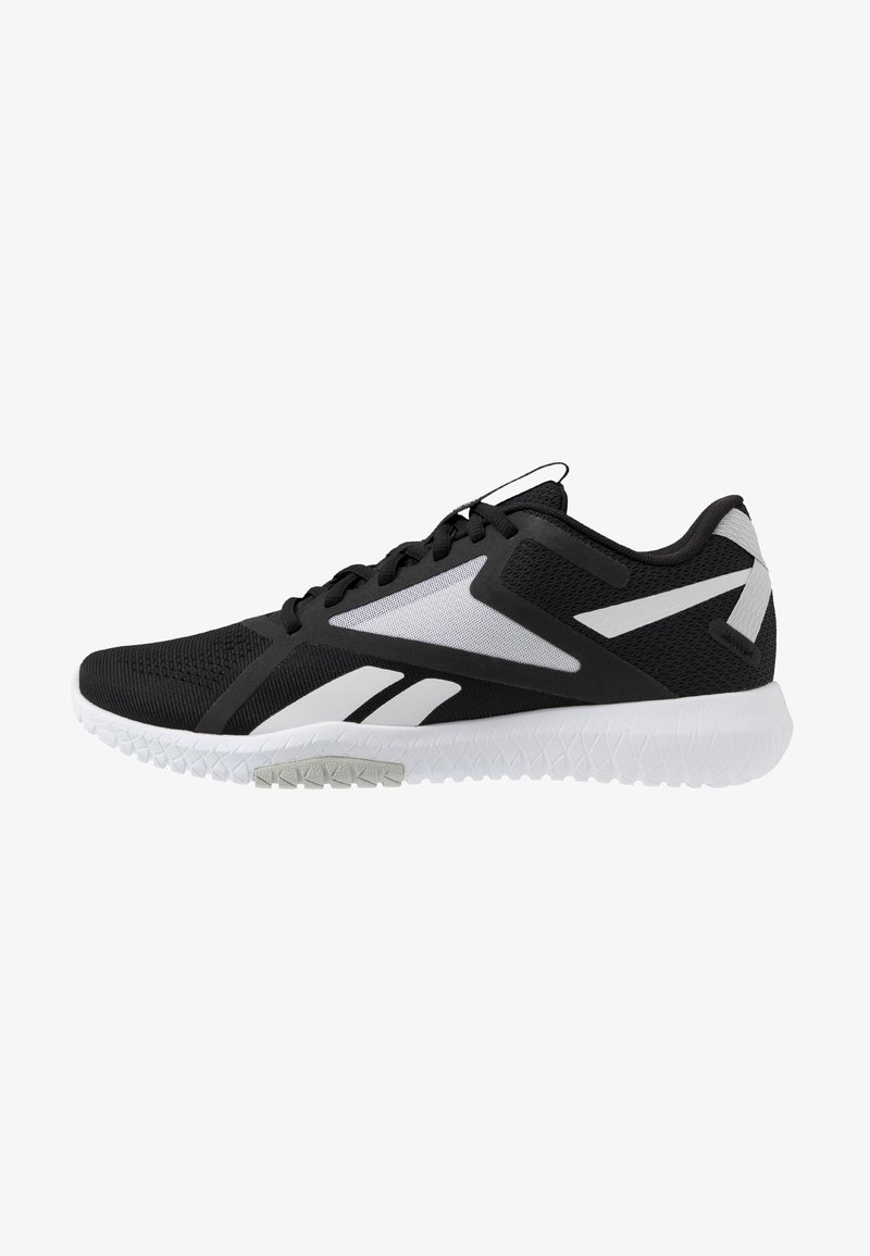 Reebok - FLEXAGON FORCE 2.0 - Sports shoes - black/white