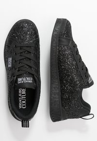 Versace Jeans Couture - LINEA FONDO PENNY - Trainers - nero - 3