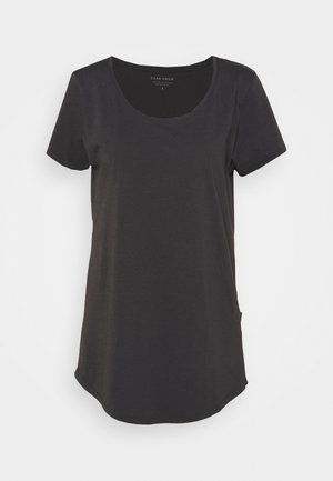 TALL TEE - Basic T-shirt - asphalt
