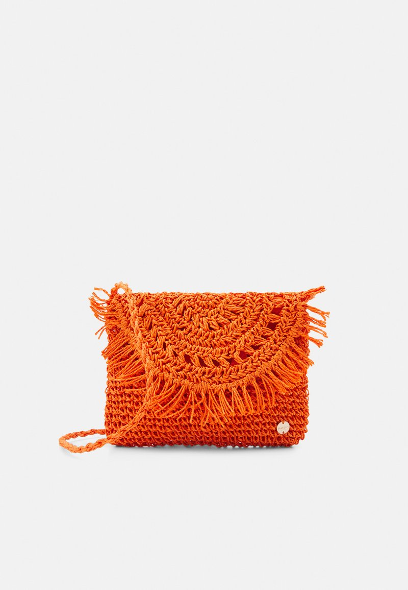 Seafolly - CARRIED AWAY CLUTCH - Accessoire de plage - tangerine