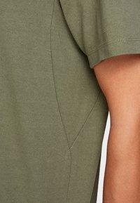 Jack & Jones - HOCHWERTIGES - Basic T-shirt - green - 4