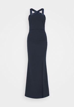 KYRA MAXI DRESS - Occasion wear - navy blue