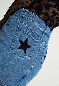 Tezenis - Denim skirt - blu jeans - 3