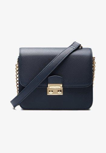 Across body bag - blau