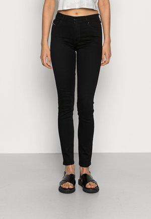 D-ROISIN - Jeans Skinny Fit - black