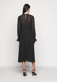True Violet Tall - DRESS - Vestido informal - black - 2