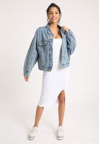 Pimkie - Denim jacket - ausgewaschenes blau - 1