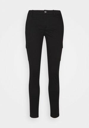 ONLNEW COLE MIRINDA PANT - Pantalon cargo - black