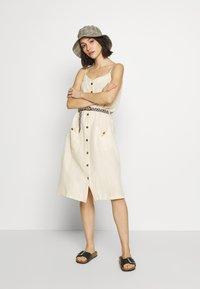 Ragwear - ANTOLIA DRESS - Day dress - off white - 1