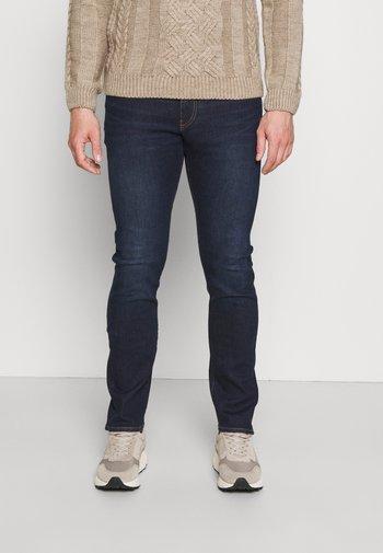 5 POCKETS PANT - Straight leg -farkut - indigo denim