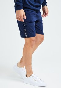 Illusive London Juniors - Shorts - navy & cream - 2