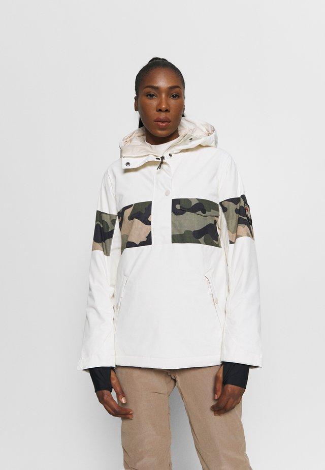 DAY BREAK - Snowboard jacket - khaki