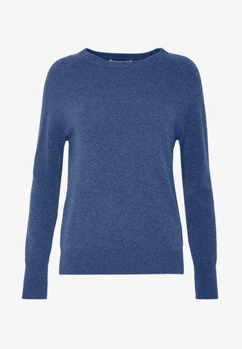 CLASSIC CREW NECK  - Jumper - dust blue