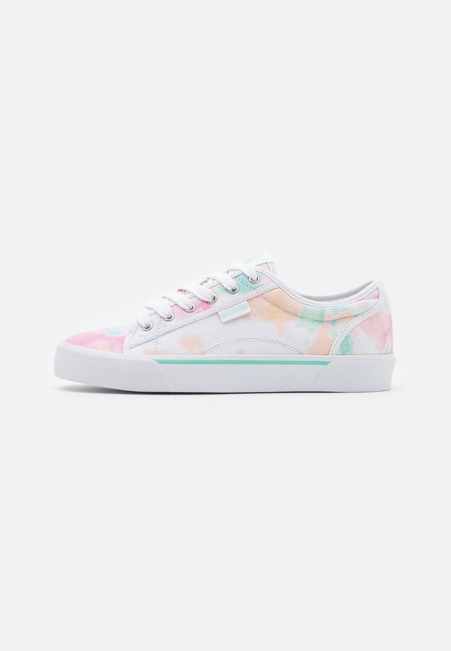 PORT - Sneakers - tie dye/white