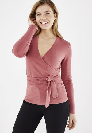 Blouse - old pink