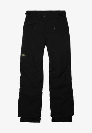 ANVIL PANTS - Snow pants - black out