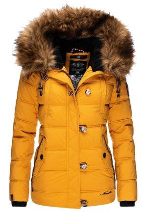 ZOJA - Winterjacke - yellow