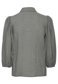Soaked in Luxury - Skjorte - brushed nickel - 5