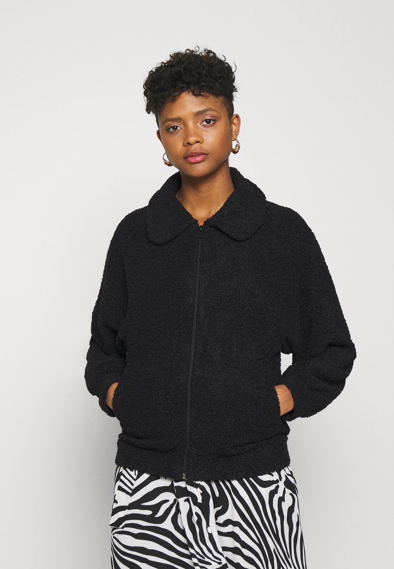 Vila - VIPIP BLOUSON - Winter jacket - black