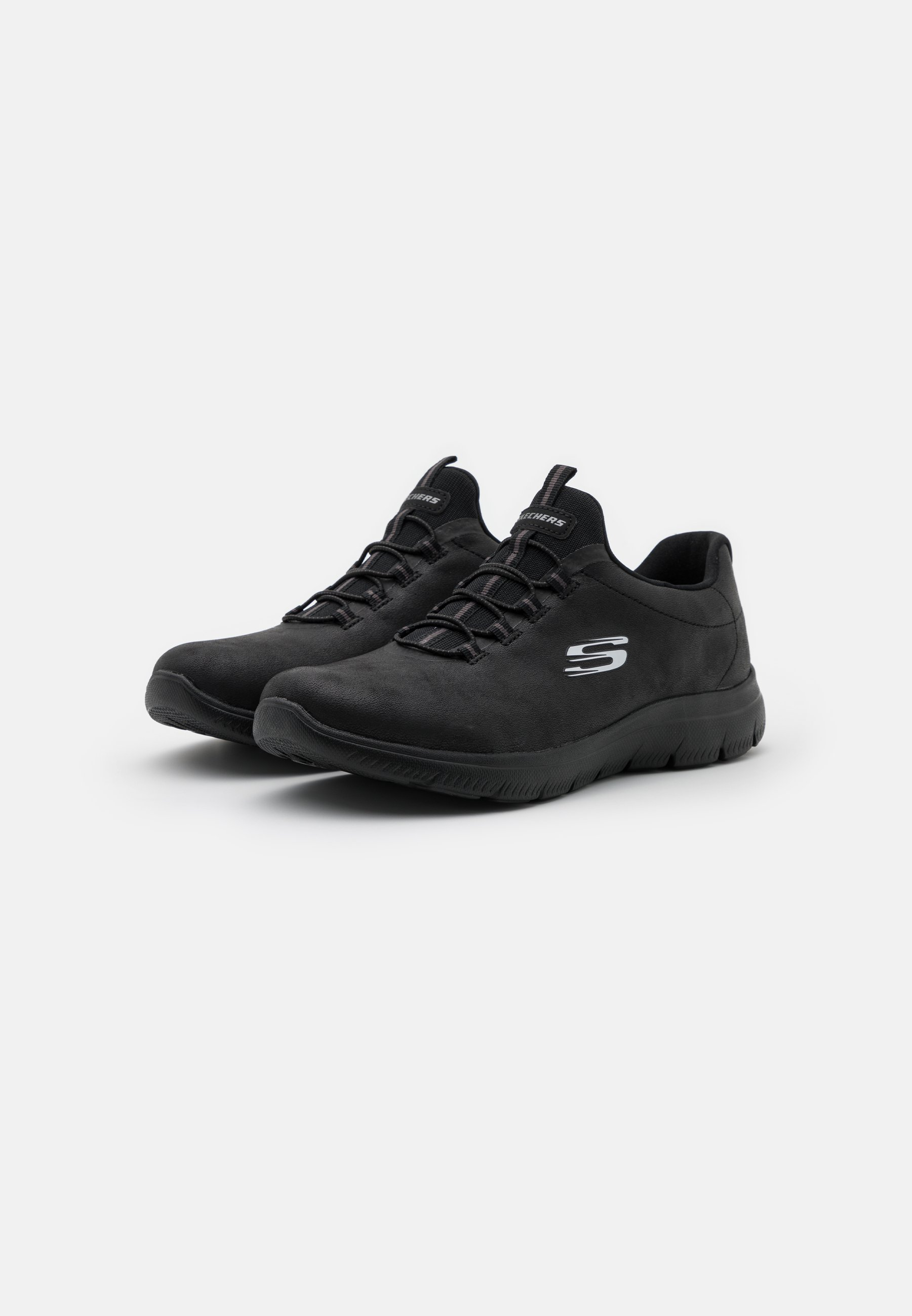 Skechers Sport SUMMITS Sneaker low black/schwarz