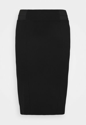 OLBIA - Pencil skirt - black