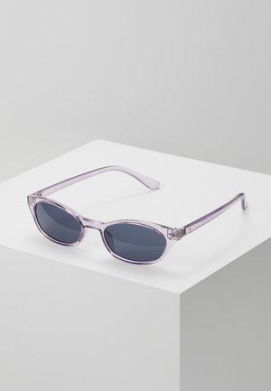 STEFANI - Sonnenbrille - purple/black