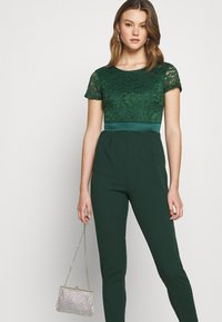 WAL G. - JOSIE BAND  - Jumpsuit - forest green - 3