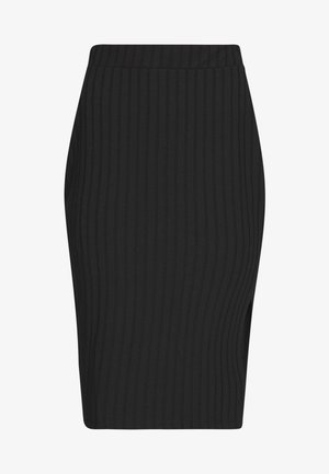 PERFECT SKIRT - Blyantskjørt - black