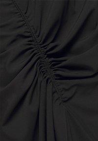 DESIGNERS REMIX - VALERIE SHOULDER DRESS - Day dress - black - 9