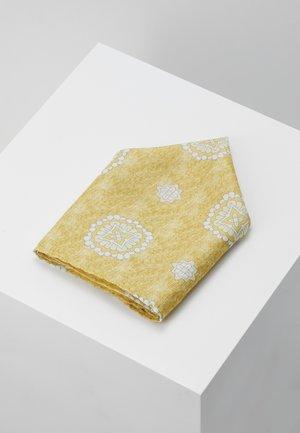 HANKIE BOX - Kapesník do obleku - super lemon