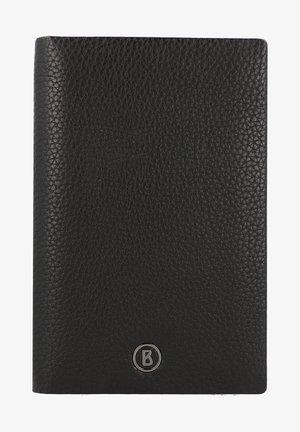 Passport holder - black