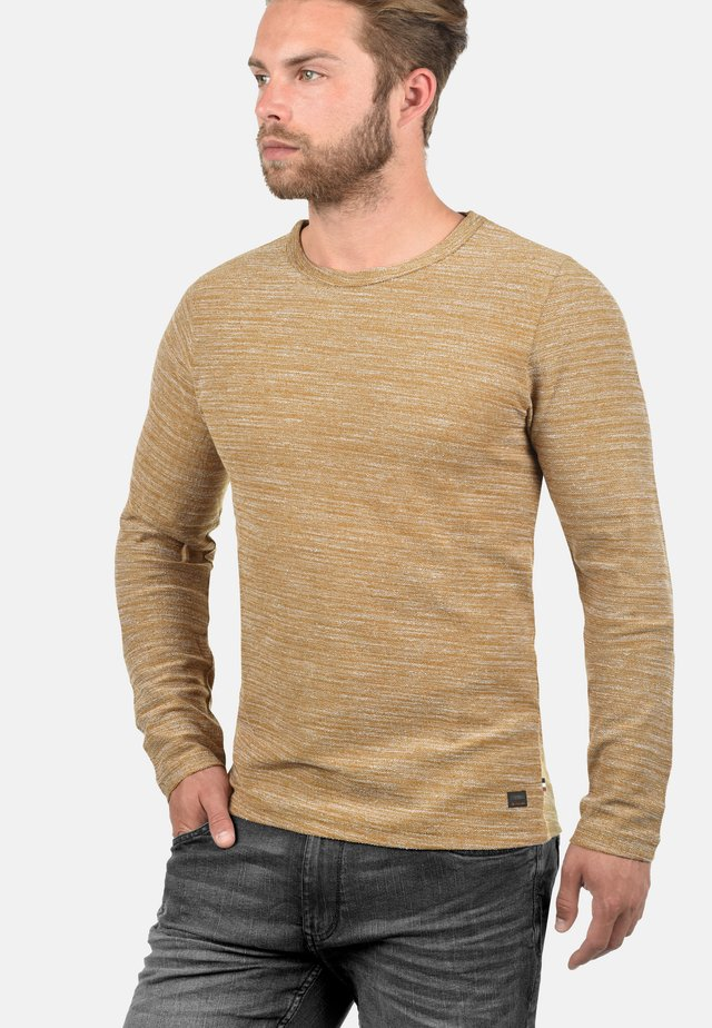 PANTALEON - Sweater - golden